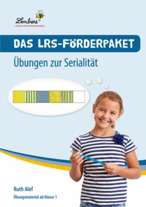 Das LRS-Förderpaket. Übungen zur Serialität - Restauflage
