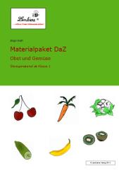 Materialpaket Daz: Obst und Gemüse DL