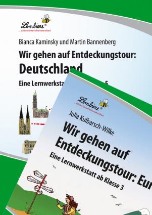 Entdeckungstour Deutschland/Europa Kombipaket