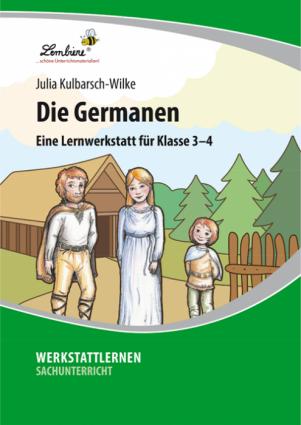 Die Germanen (CD) - Restauflage