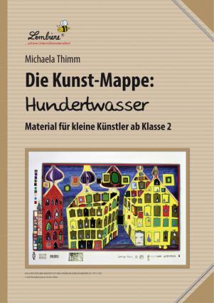 Die Kunstmappe: Hundertwasser