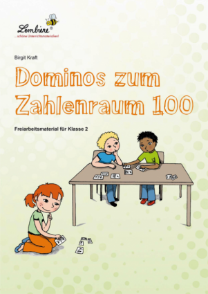Dominos zum Zahlenraum 100 (CD) - Restauflage