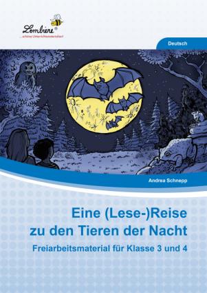Eine (Lese-)Reise zu den Tieren der Nacht