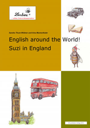 English around the world: Suzi in England
