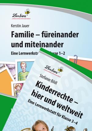 Kinderrechte/Familie Kombipaket DL