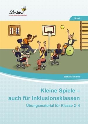 Kleine Spiele - auch für Inklusionsklassen (CD) - Restauflage