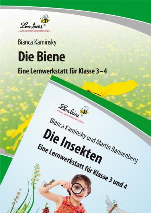 Die Insekten/Die Biene Kombipaket DL