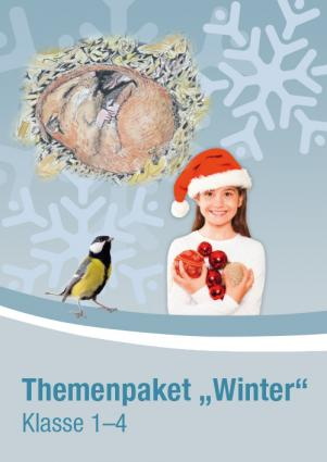 Themenpaket Winter, Klasse1–4 DLP