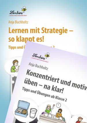 Lernen m. Strategie / Motiviert Üben Kombipaket