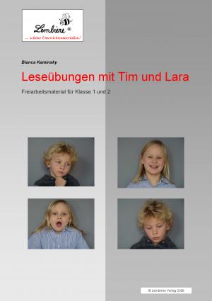 Leseübungen mit Tim & Lara (DL) DL