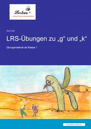 """LRS-Übungen zu """"g"""" und """"k"""""""