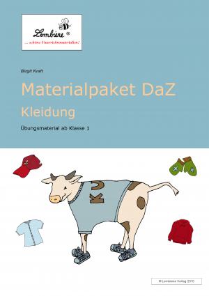Materialpaket DaZ: Kleidung DLP