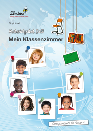 Materialpaket DaZ: Mein Klassenzimmer (CD) - Restauflage CD