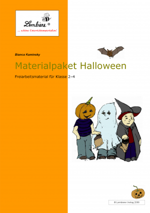 Materialpaket Halloween