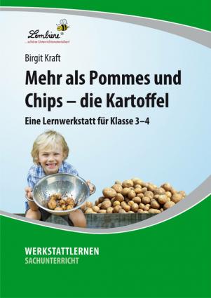 Mehr als Pommes und Chips – die Kartoffel DL