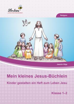 Mein kleines Jesus-Büchlein PR