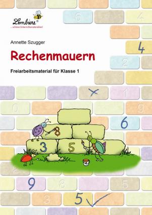 Rechenmauern (CD) - Restauflage CD
