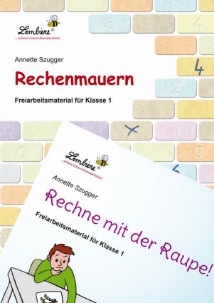 Rechne m. Raupe/Rechenmauern Kombipaket DL