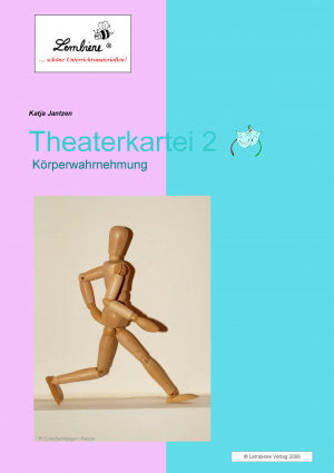 Theater-Kartei 2 - Körperwahrnehmung