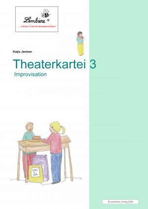 Theater-Kartei 3 - Improvisation
