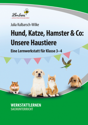 Hund, Katze, Hamster & Co: Unsere Haustiere DLP