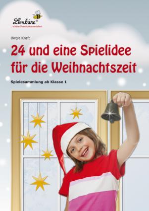 24 und eine Spielidee für die Weihnachtszeit - Restauflage