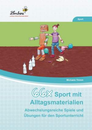 66x Sport mit Alltagsmaterialien PR