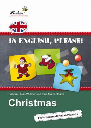 In English, please! Christmas