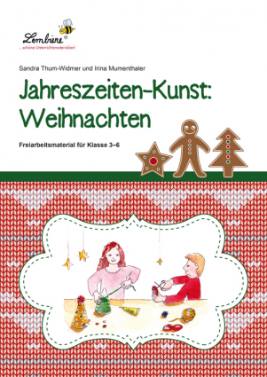 Jahreszeiten-Kunst: Weihnachten