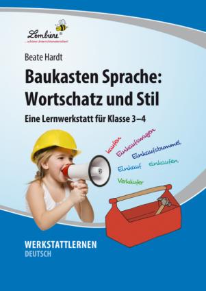 Baukasten Sprache: Wortschatz und Stil (CD) - Restauflage