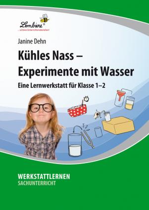 Kühles Nass - Experimente mit Wasser