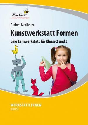Kunstwerkstatt Formen (CD) - Restauflage CD