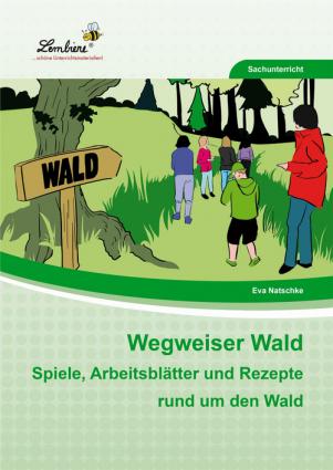 Wegweiser Wald PR