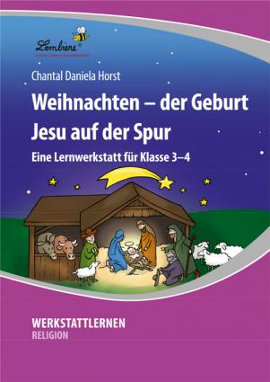Weihnachten – der Geburt Jesu auf der Spur PR