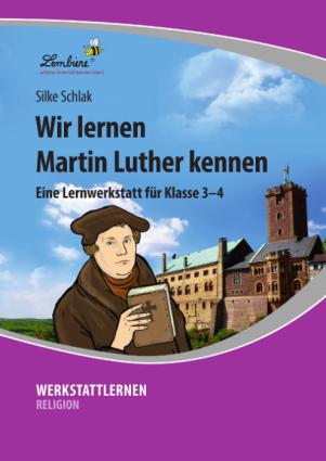 Wir lernen Martin Luther kennen - Restauflage