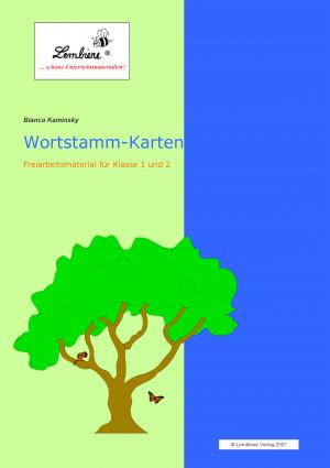 Wortstamm-Karten