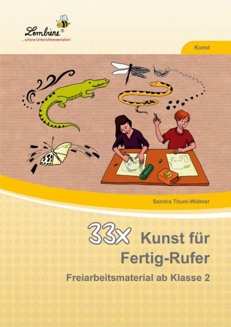 33x Kunst für Fertig-Rufer PR