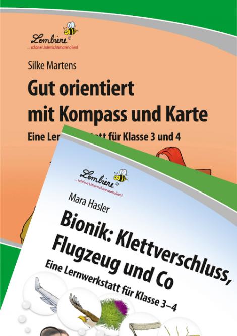 Bionik / Kompass und Karte Kombipaket DL