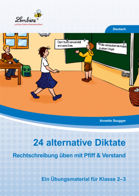 24 alternative Diktate PR