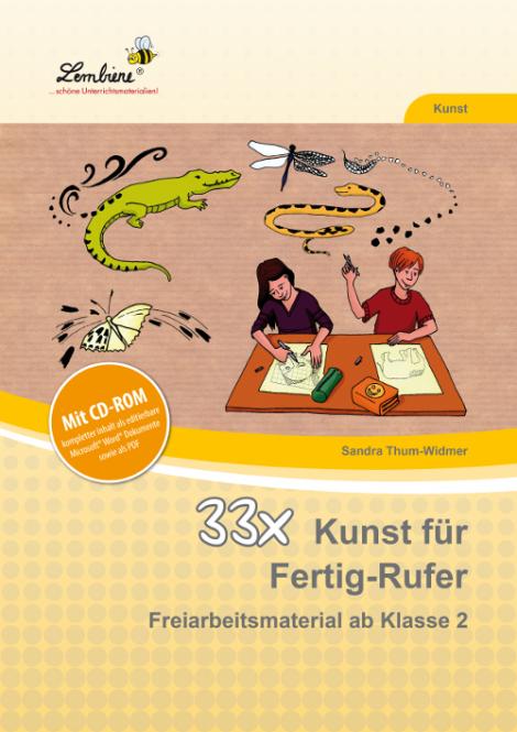 33x Kunst für Fertig-Rufer SetSL