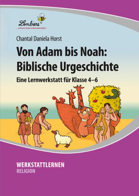 Von Adam bis Noah: Biblische Urgeschichte (CD) - Restauflage CD