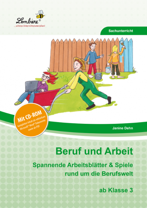 Arbeitsblatt Berufe Und Arbeit : Beruf und arbeit lernbiene verlag