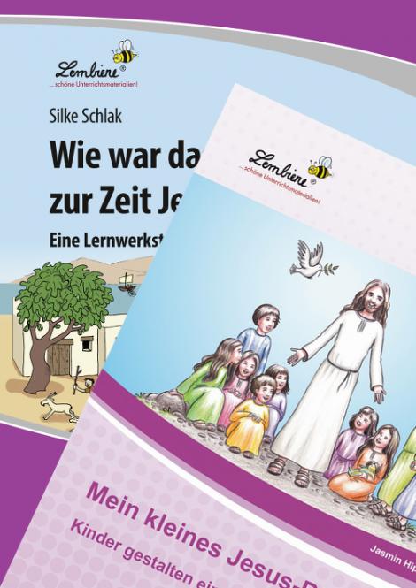 Jesus-Büchlein/Leben zur Zeit Jesu Kombipaket DL