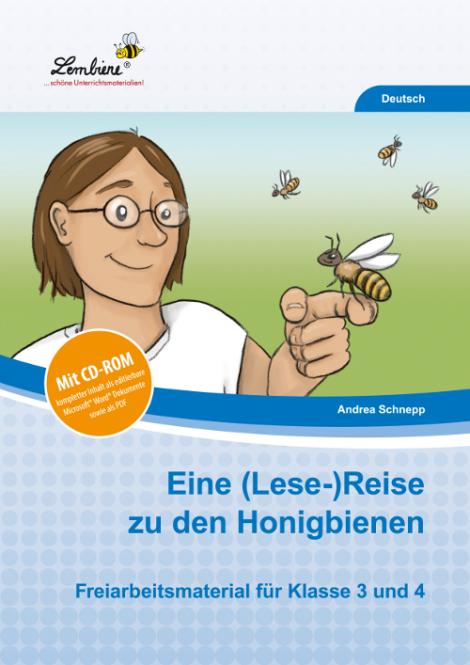 Eine (Lese-)Reise zu den Honigbienen SetSL