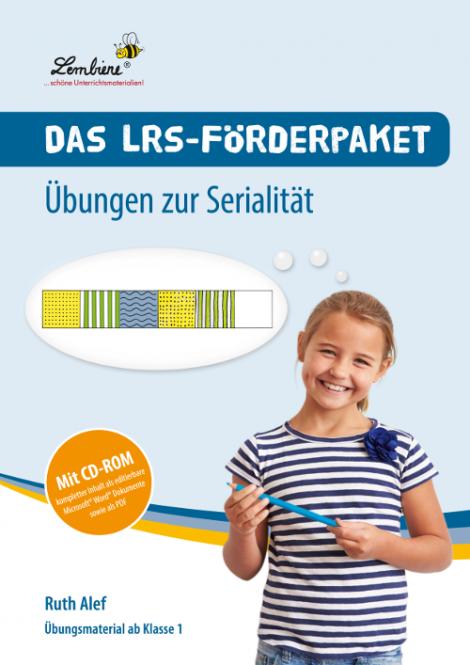 Das LRS-Förderpaket. Übungen zur Serialität Set