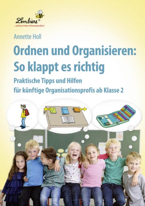 Ordnen und Organisieren: So klappt es richtig PR