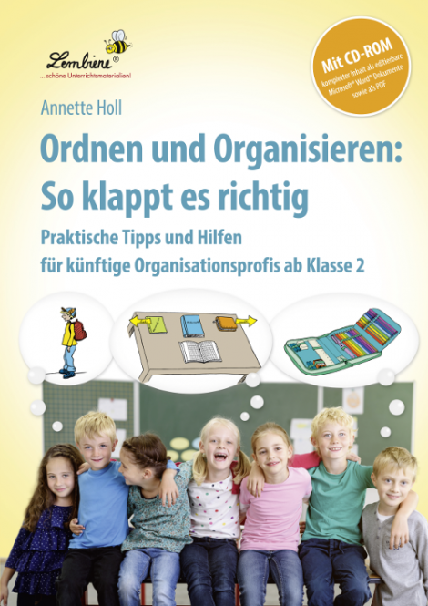 Ordnen und Organisieren: So klappt es richtig Set