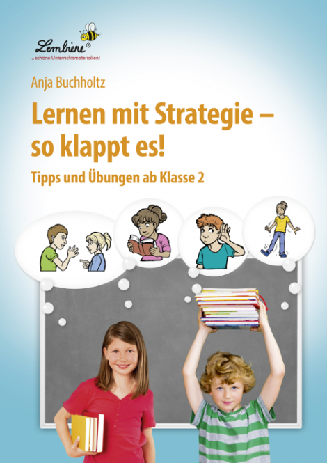 Lernen mit Strategie - so klappt es! PR