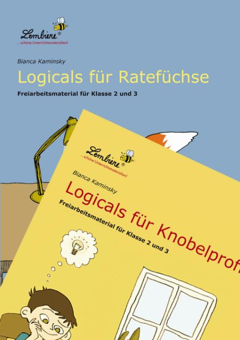 Logicals für Ratefüchse/Knobelprofis Kombipaket DL