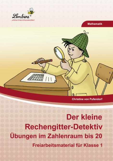 Der kleine Rechengitter-Detektiv PR